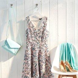 Платье база миник